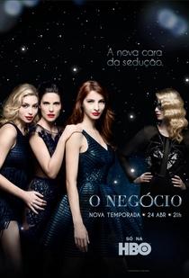 O Negócio (3ª Temporada) - Poster / Capa / Cartaz - Oficial 1