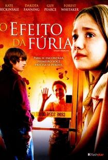 O Efeito da Fúria - Poster / Capa / Cartaz - Oficial 2