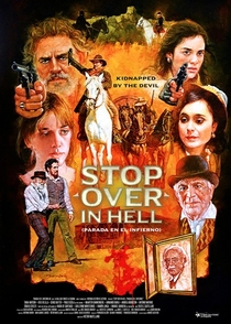 Stop Over in Hell - Poster / Capa / Cartaz - Oficial 3