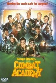 Loucademia de Combate - Poster / Capa / Cartaz - Oficial 1