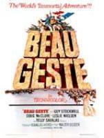 Beau Geste - Poster / Capa / Cartaz - Oficial 1
