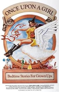 Once upon a girl - Poster / Capa / Cartaz - Oficial 1