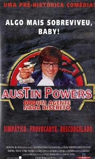 Austin Powers - 000 Um Agente Nada Discreto - Poster / Capa / Cartaz - Oficial 2