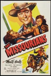 Bandoleiros do Missouri - Poster / Capa / Cartaz - Oficial 1