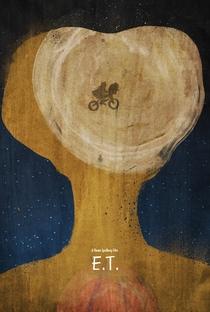 E.T.: O Extraterrestre - Poster / Capa / Cartaz - Oficial 9