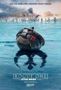 Rogue One: Uma História Star Wars - Poster / Capa / Cartaz - Oficial 6