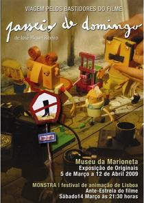 Passeio de Domingo - Poster / Capa / Cartaz - Oficial 1