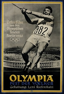 Olympia - Parte 1: Ídolos do Estádio - Poster / Capa / Cartaz - Oficial 5