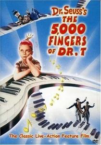 Os 5.000 Dedos do Dr. T. - Poster / Capa / Cartaz - Oficial 1