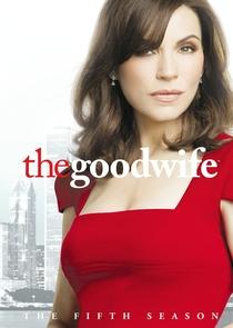 The Good Wife (5ª Temporada) - Poster / Capa / Cartaz - Oficial 1