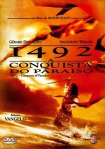 1492 - A Conquista do Paraíso - Poster / Capa / Cartaz - Oficial 8
