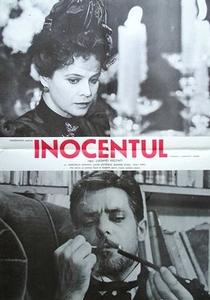 O Inocente - Poster / Capa / Cartaz - Oficial 2
