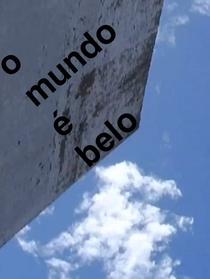 O Mundo é Belo - Poster / Capa / Cartaz - Oficial 1