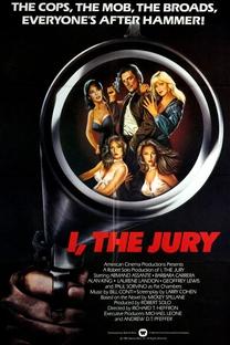 Eu sou a lei - Poster / Capa / Cartaz - Oficial 3