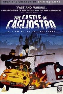 O Castelo de Cagliostro - Poster / Capa / Cartaz - Oficial 16