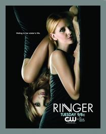 Ringer (1ª Temporada) - Poster / Capa / Cartaz - Oficial 6