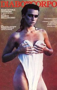 O Diabo no Corpo - Poster / Capa / Cartaz - Oficial 3