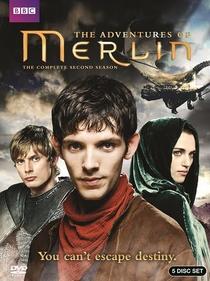 As Aventuras de Merlin (2ª Temporada) - Poster / Capa / Cartaz - Oficial 1