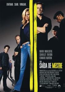 Uma Saída de Mestre - Poster / Capa / Cartaz - Oficial 2