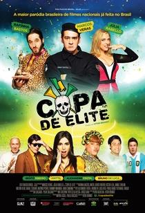 Copa de Elite - Poster / Capa / Cartaz - Oficial 1