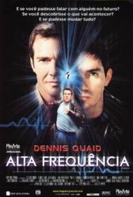 Alta Frequência - Poster / Capa / Cartaz - Oficial 2