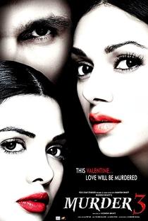 Murder 3 - Poster / Capa / Cartaz - Oficial 3