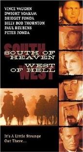A Oeste do Inferno - Poster / Capa / Cartaz - Oficial 1