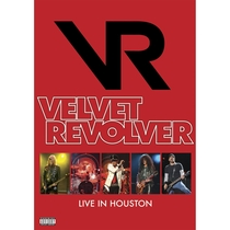 Velvet Revolver: Live In Houston - Poster / Capa / Cartaz - Oficial 1