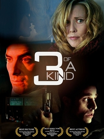 3 of a Kind - Poster / Capa / Cartaz - Oficial 1