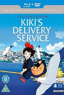 O Serviço de Entregas da Kiki - Poster / Capa / Cartaz - Oficial 40