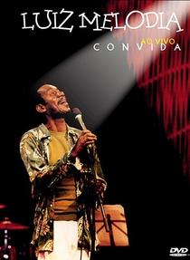 Especial Luiz Melodia Convida - ao Vivo - Poster / Capa / Cartaz - Oficial 1