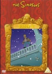 Os Simpsons (19ª Temporada) - Poster / Capa / Cartaz - Oficial 2