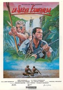 A Floresta das Esmeraldas - Poster / Capa / Cartaz - Oficial 4