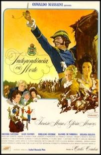 Independência ou morte - Poster / Capa / Cartaz - Oficial 1
