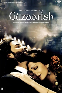 Guzaarish - Poster / Capa / Cartaz - Oficial 4