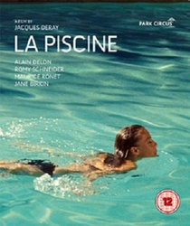 A Piscina - Poster / Capa / Cartaz - Oficial 3