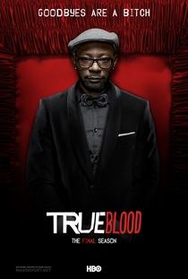 True Blood (7ª Temporada) - Poster / Capa / Cartaz - Oficial 2