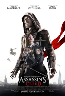 Assassin's Creed - Poster / Capa / Cartaz - Oficial 7