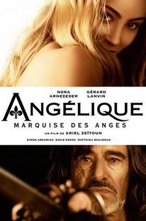 Angelique - Poster / Capa / Cartaz - Oficial 1