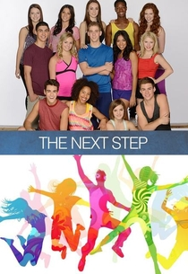 The Next Step - Academia de dança (1ª Temporada) - Poster / Capa / Cartaz - Oficial 1