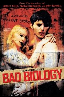 Bad Biology - Poster / Capa / Cartaz - Oficial 1