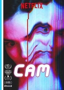 Cam - Poster / Capa / Cartaz - Oficial 3
