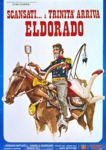 Pistoleiros de Trinity - Poster / Capa / Cartaz - Oficial 1
