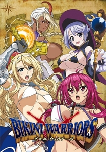Bikini Warriors - Poster / Capa / Cartaz - Oficial 1
