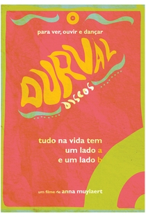 Durval Discos - Poster / Capa / Cartaz - Oficial 2