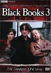 Black Books (3ª Temporada) - Poster / Capa / Cartaz - Oficial 1