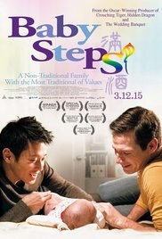Baby Steps - Poster / Capa / Cartaz - Oficial 1