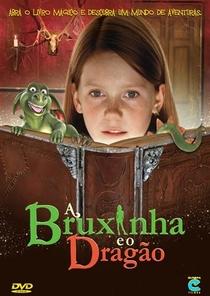 A Bruxinha e o Dragão - Poster / Capa / Cartaz - Oficial 3