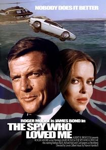 007 - O Espião que me Amava - Poster / Capa / Cartaz - Oficial 4