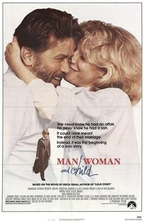 Um Homem, Uma Mulher e Uma Criança - Poster / Capa / Cartaz - Oficial 2